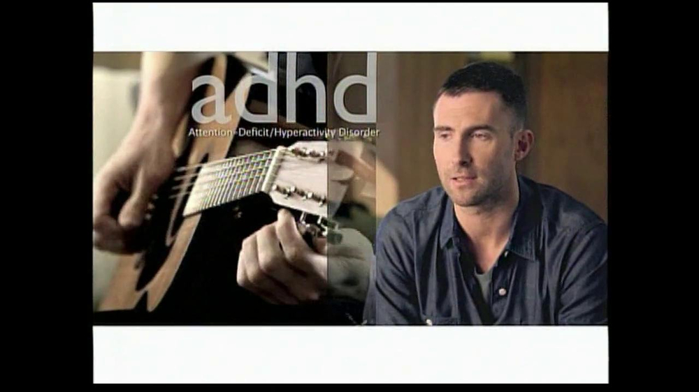 Everyday Health Media TV Spot, 'Own Your ADHD' Featuring Adam Levine - Screenshot 3