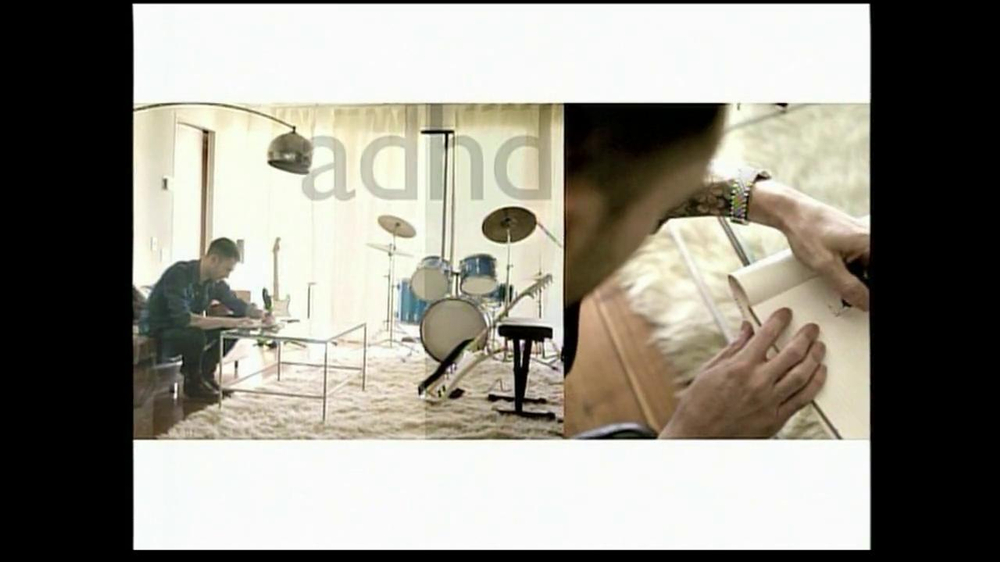 Everyday Health Media TV Spot, 'Own Your ADHD' Featuring Adam Levine - Screenshot 7
