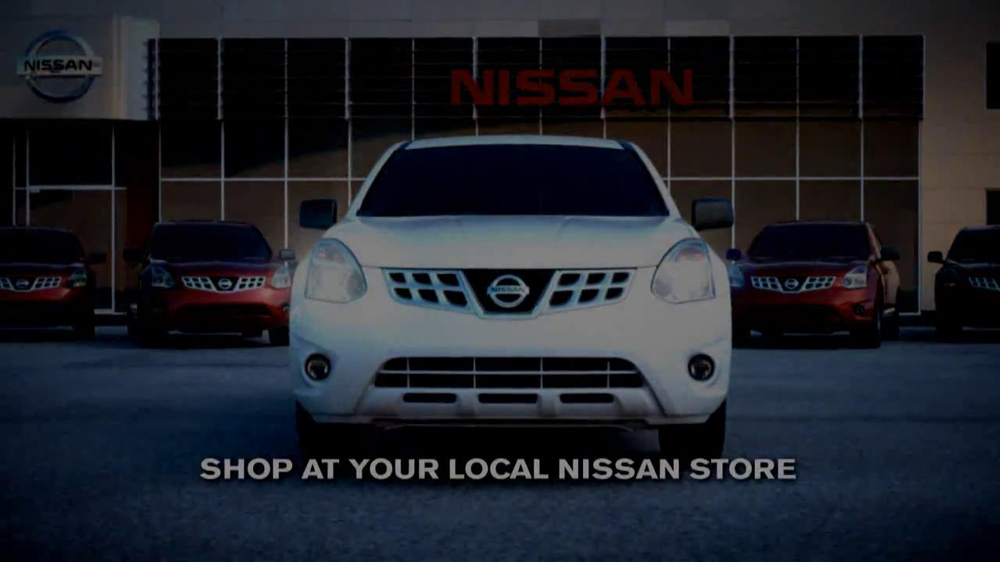 Nissan Rogue TV Spot - Screenshot 7