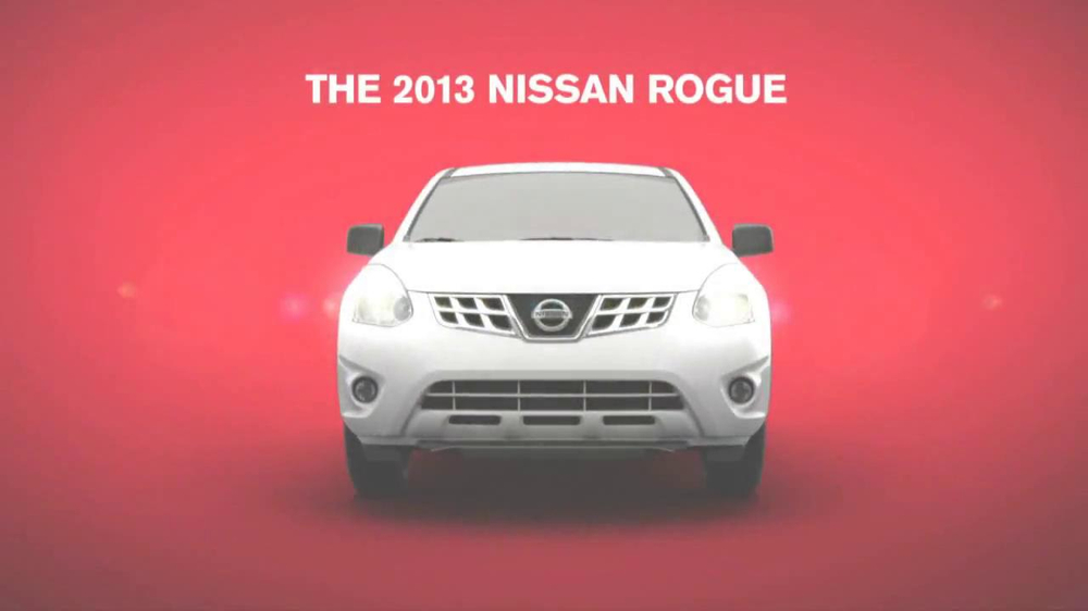 Nissan Rogue TV Spot - Screenshot 3