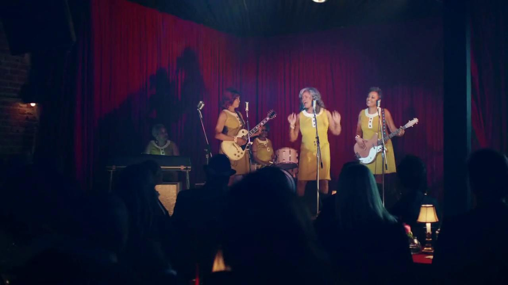Bank of America BankAmericard TV Spot, 'The Five Fine Fillies' - Screenshot 1