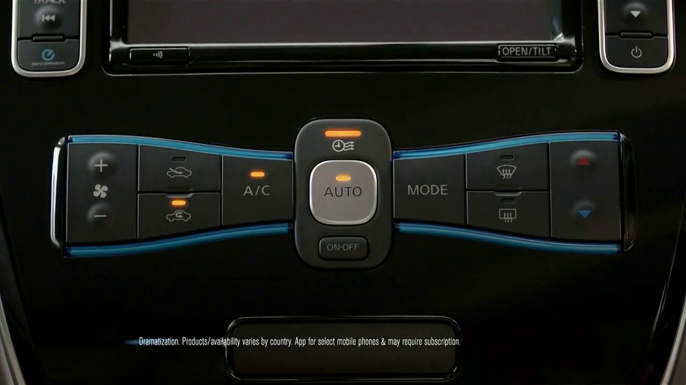 Nissan Leaf TV Spot, 'Drive the Future' Song by Bronze Radio Return - Screenshot 2