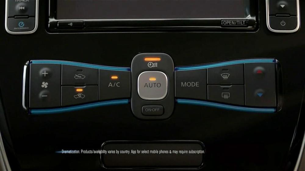 Nissan Leaf TV Spot, 'Drive the Future' Song by Bronze Radio Return - Screenshot 2