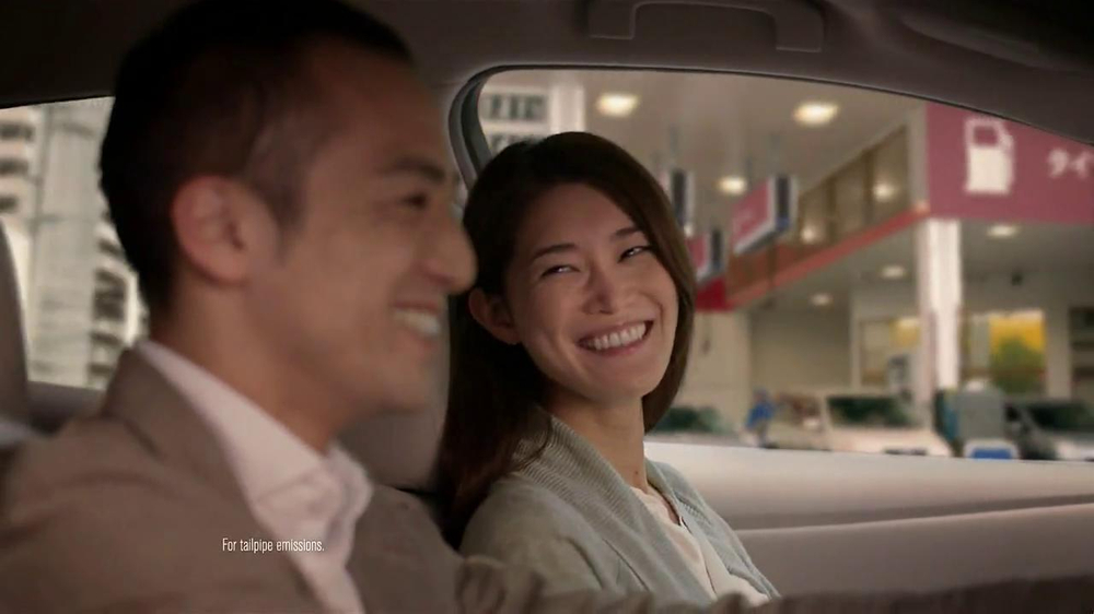 Nissan Leaf TV Spot, 'Drive the Future' Song by Bronze Radio Return - Screenshot 5