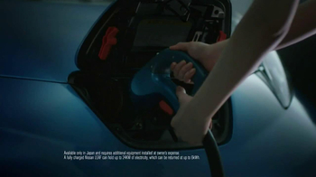 Nissan Leaf TV Spot, 'Drive the Future' Song by Bronze Radio Return - Thumbnail 9