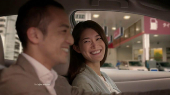 Nissan Leaf TV Spot, 'Drive the Future' Song by Bronze Radio Return - Thumbnail 5