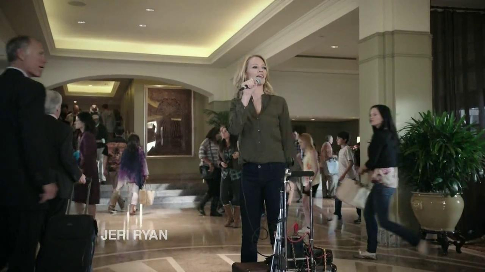 American Cancer Society TV Spot, 'Fight' Featuring Jeri Ryan - Screenshot 2