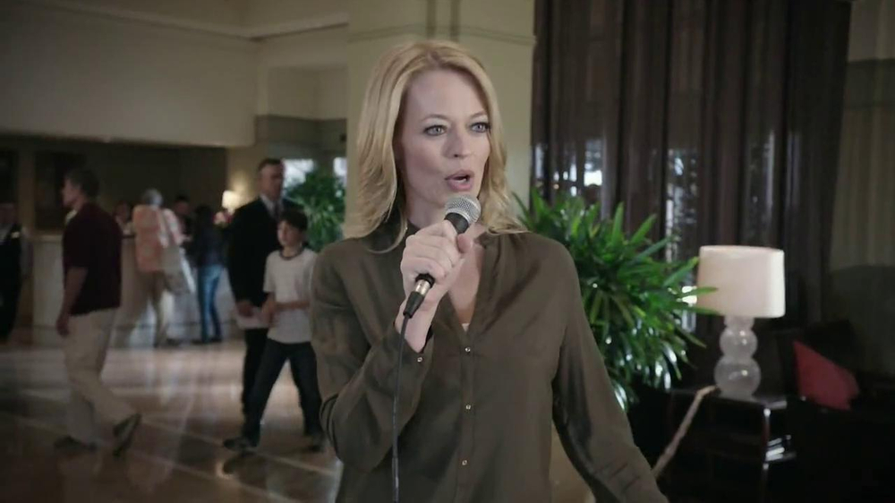 American Cancer Society TV Spot, 'Fight' Featuring Jeri Ryan - Screenshot 4
