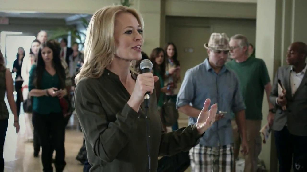 American Cancer Society TV Spot, 'Fight' Featuring Jeri Ryan - Screenshot 6