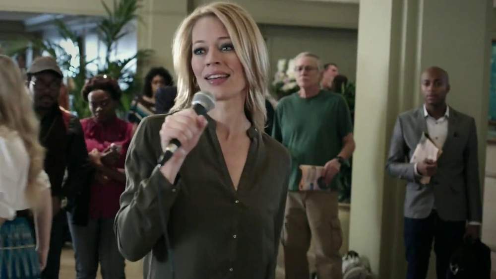 American Cancer Society TV Spot, 'Fight' Featuring Jeri Ryan - Screenshot 7
