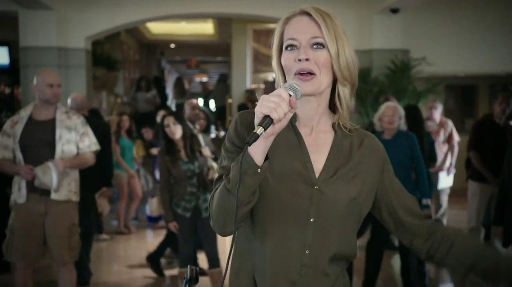 American Cancer Society TV Spot, 'Fight' Featuring Jeri Ryan - Screenshot 8