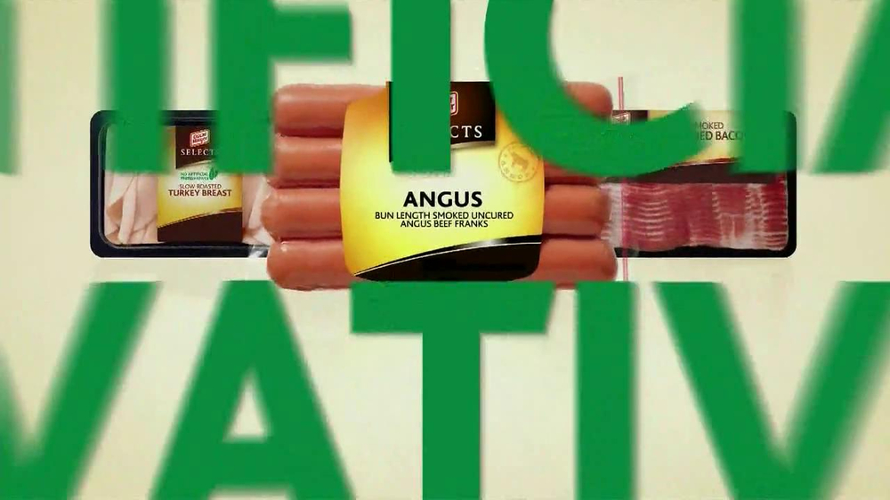 Oscar Mayer Selects TV Spot, 'Yes Food: Warehouse' - Screenshot 10