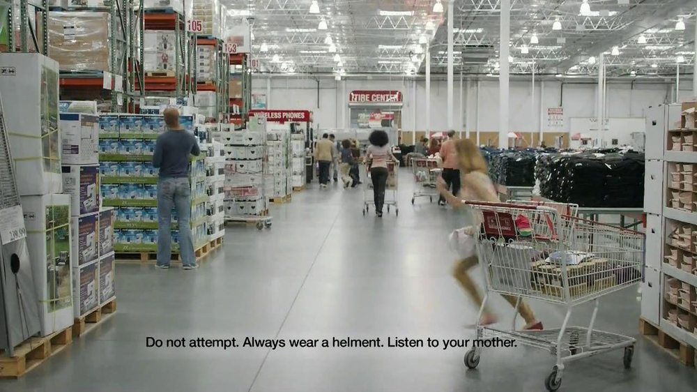 Oscar Mayer Selects TV Spot, 'Yes Food: Warehouse' - Screenshot 6