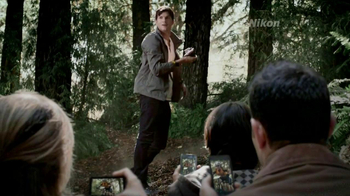 Nikon D3200 TV Spot Featuring Ashton Kutcher - Thumbnail 6