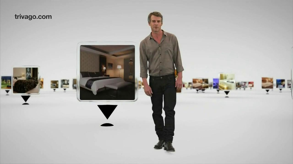Trivago TV Spot, 'Compares Prices' - Screenshot 1