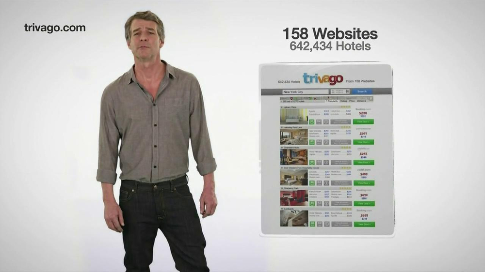 Trivago TV Spot, 'Compares Prices' - Screenshot 3