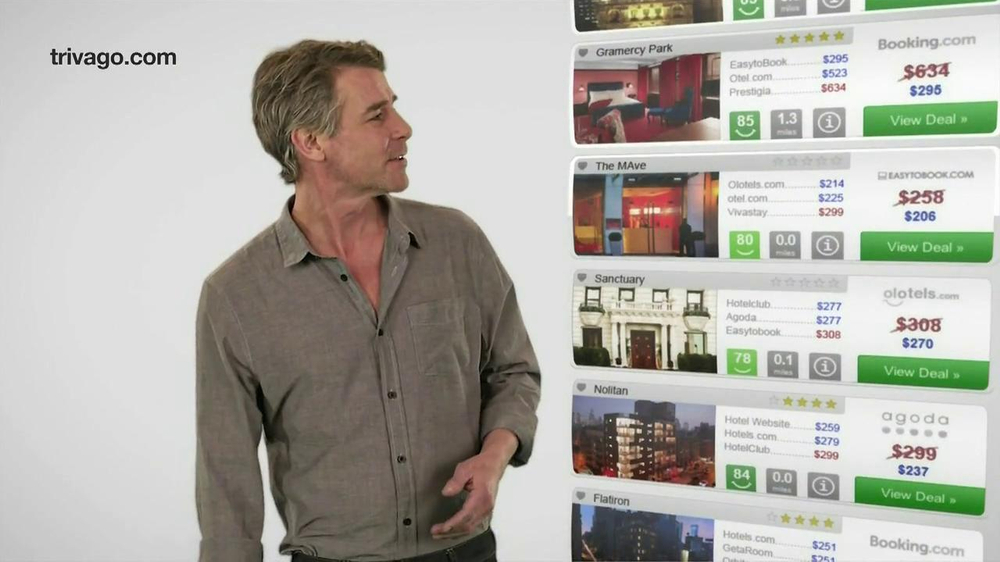 Trivago TV Spot, 'Compares Prices' - Screenshot 7