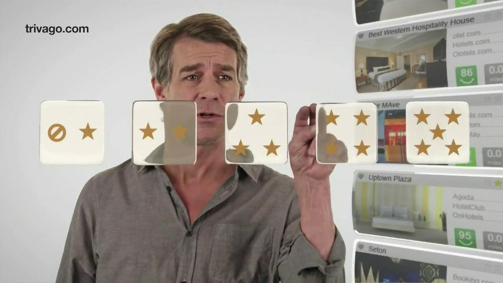 Trivago TV Spot, 'Compares Prices' - Screenshot 8