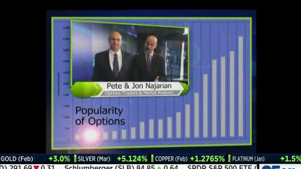 How we trade options pdf najarian