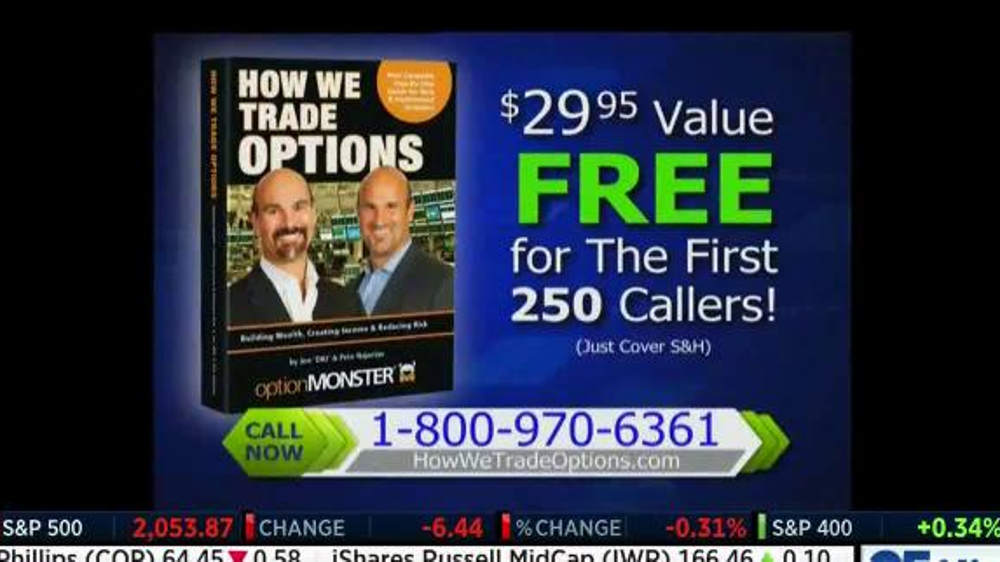 Options trading books free