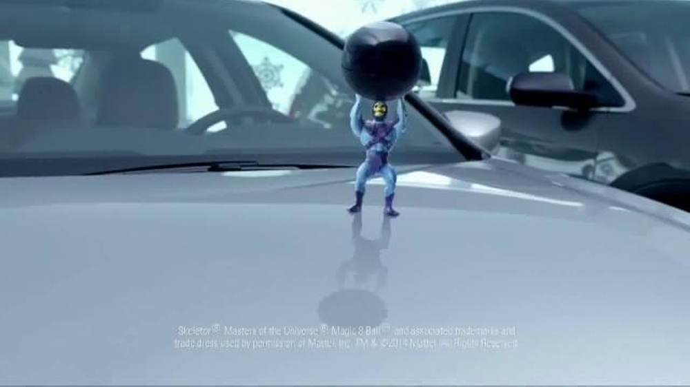 Honda Happy Honda Days Sales Event Tv Spot Skeletor