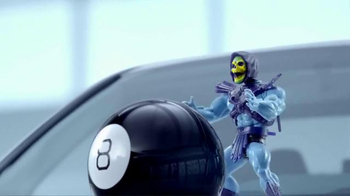 Honda Happy Honda Days Sales Event TV Spot, 'Skeletor: Magic Eight Ball' thumbnail