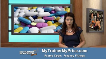MyTrainerMyPrice.com TV Spot, 'Yes You Can'