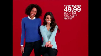 Macy's One Day Sale TV Spot, 'Sweaters and More'