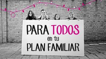 T-Mobile TV Spot, 'Para Todos en tu Plan Familiar' [Spanish] thumbnail