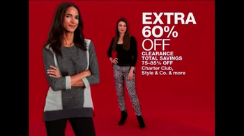 Macy's One Day Sale TV Spot, 'Accessory Deals of the Day'