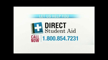 Direct Student Aid TV Spot, 'Stop Worrying'
