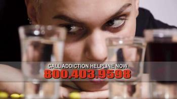 The Addiction Helpline TV Spot, 'Call Now'