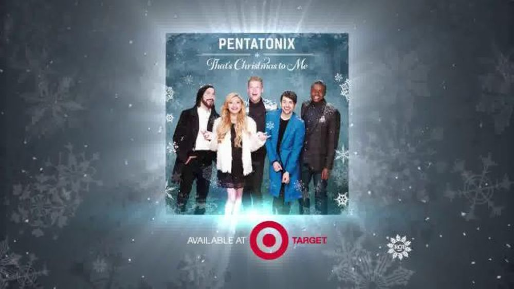 pentatonix that's christmas to me audio download