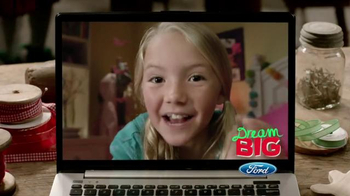 2014 Ford Escape TV Spot, 'Dream Big Sales Event' thumbnail