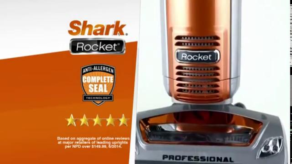 Shark Rocket TV Spot - Screenshot 6