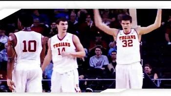 PAC-12 Conference Las Vegas Basketball Tournament TV Spot