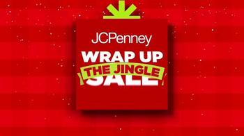 JCPenney Wrap Up the Jingle Sale TV Spot, 'Gifts for Everyone'