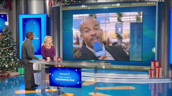 Walmart TV Spot, 'Traffic Update' Ft. Melissa Joan Hart, Anthony Anderson thumbnail