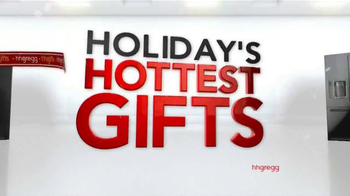 H.H. Gregg TV Spot, 'Last Minute Holiday Savings'