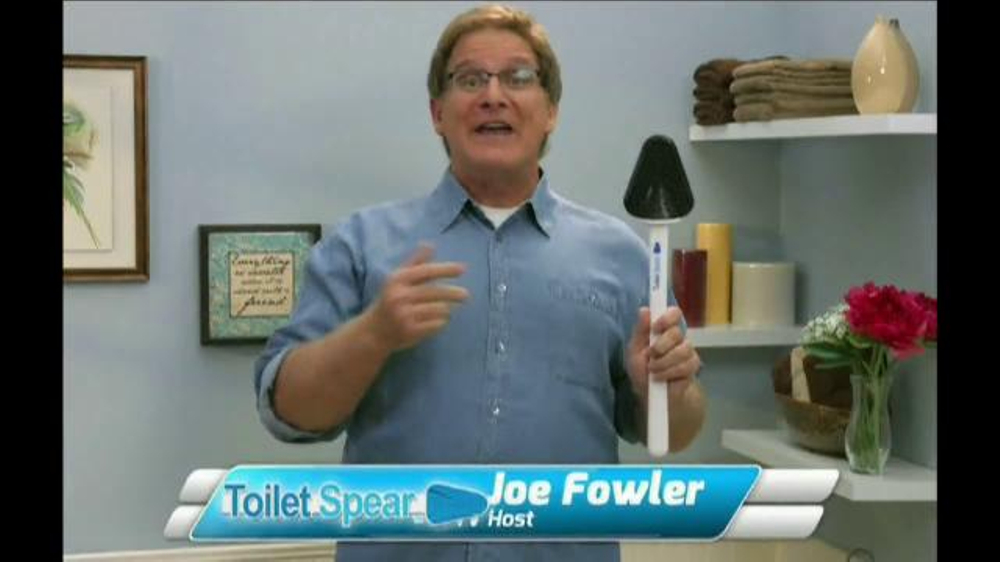 Toilet Spear Tv Spot Clean Your Whole Toilet Ispot Tv