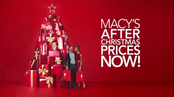 Macy's After Christmas Prices Now Sale TV Spot, 'Best Gifts'