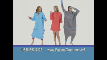 Pajamagram CozyPod TV Spot, 'The Pod Squad'