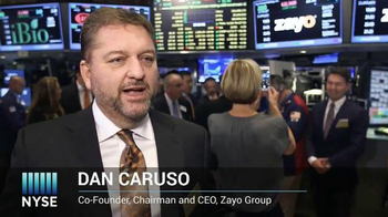 New York Stock Exchange TV Spot, 'Zayo Group'