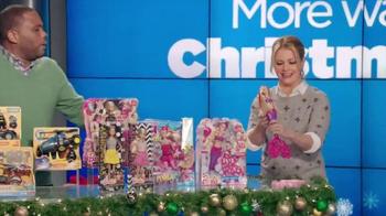 Walmart TV Spot, 'Barbie Bubbles' Featuring Melissa Joan Hart - 155 commercial airings