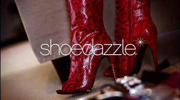 Shoedazzle.com TV Spot, 'Happiness is Shaped Like a Shoe Box'