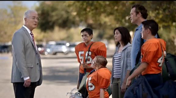 Toyota: Space for a Football Team