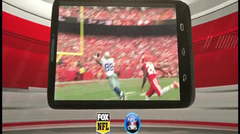 Verizon NFL Mobile TV Spot, 'More Coverage' thumbnail