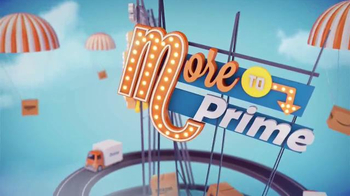 Amazon Prime TV Spot, 'Movies, Music and More' thumbnail
