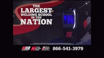 Tulsa Welding School TV Spot, 'Start Now'