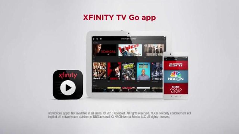 Xfinity Tv Go App